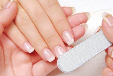 Уход за ногтями на руках