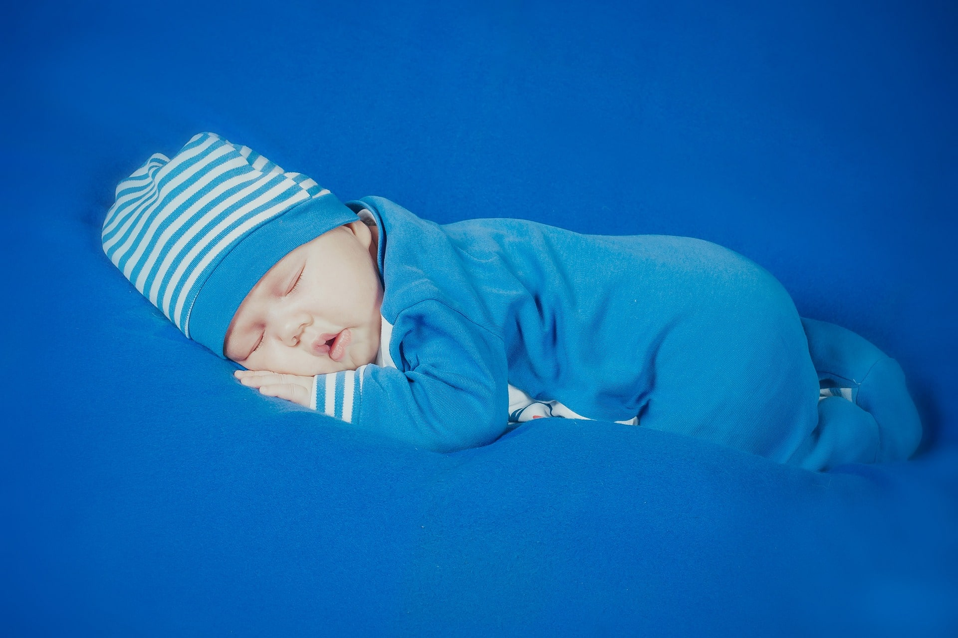 Спящее дите