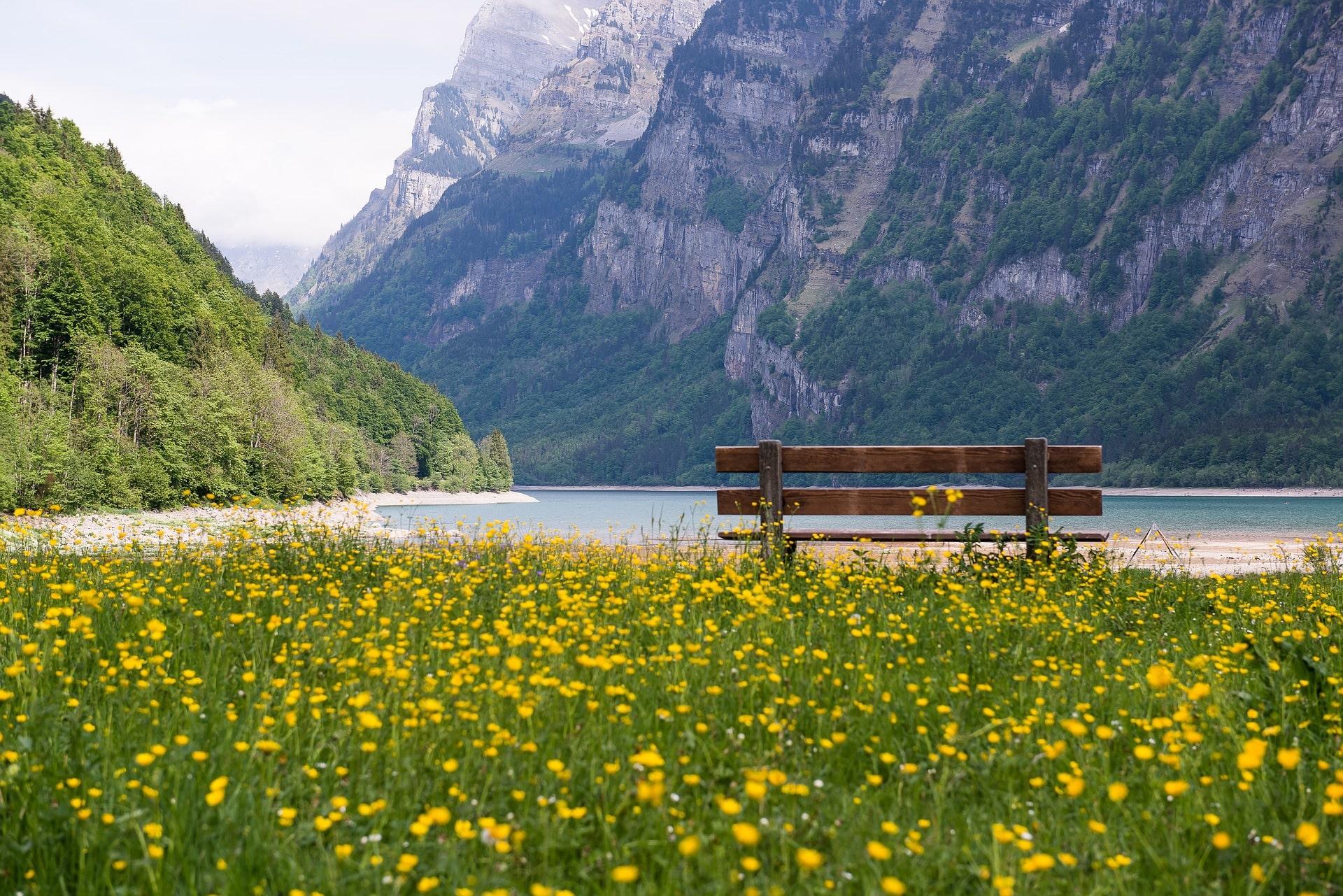 Женева озеро