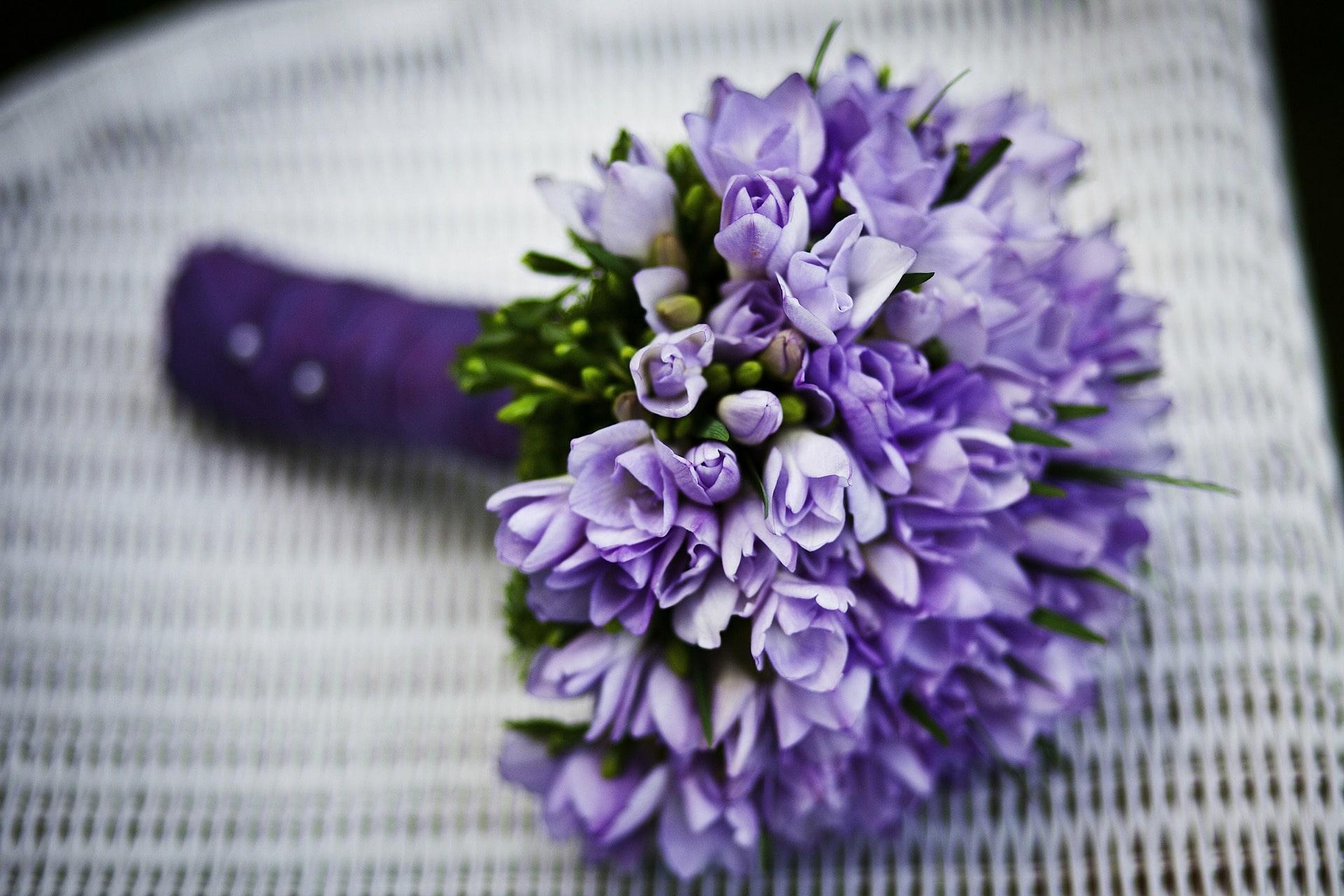Маленький букетик цветов